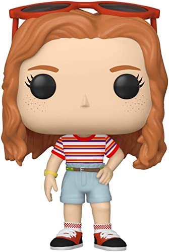 Figurines Pop! Vinyl: Television: Stranger Things: Max Mall Outfit