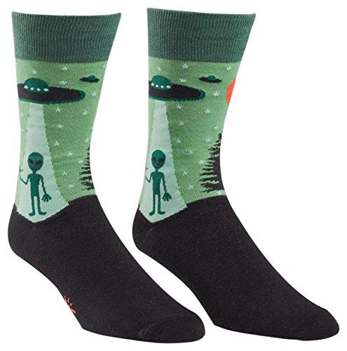 Sock It To Me I Believe Mens Crew Socks