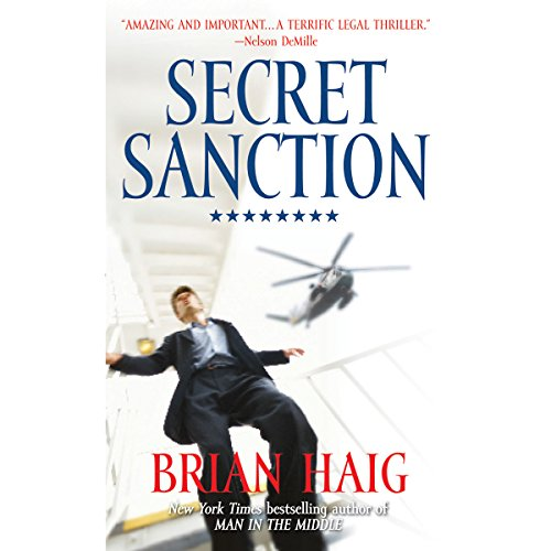 Secret Sanction cover art