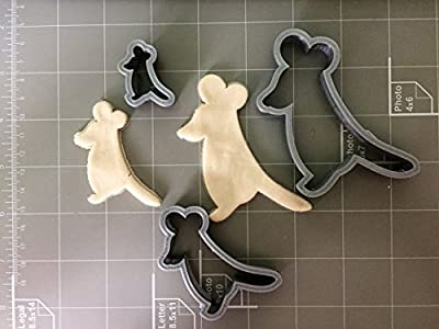 Rat/Mouse Cookie Cutter (All Sizes)