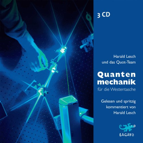 Quantenmechanik für die Westentasche audiobook cover art