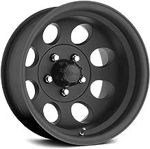 Pacer 164B Сustom Wheel Matte - Lt Mod Black 16