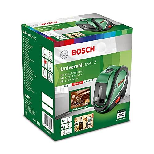 Bosch Kreuzlinienlaser UniversalLevel 2 - 2