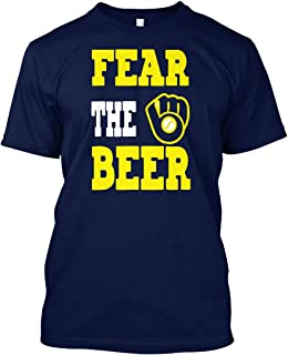 fear the beer brewers shirt