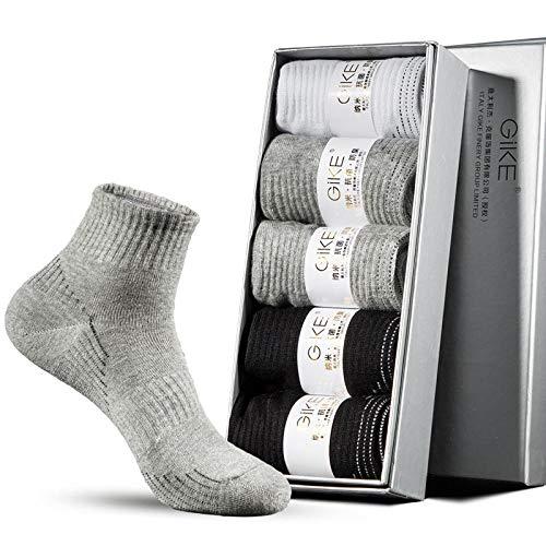 Sokken, Zakelijke Heren Sokken, Deodorant Sokken, Katoen Buis 5 Stks