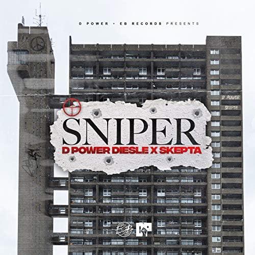 D Power Diesle & Skepta