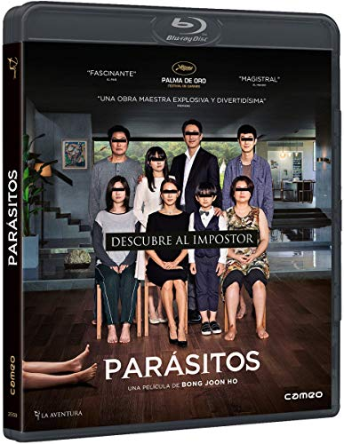 Parásitos [Blu-ray] (Blu-ray)