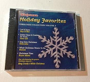 Walgreens Holiday Favorites Christmas Collection Volume 2