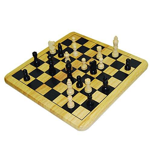 Cardinal Industries Wood Chess Set