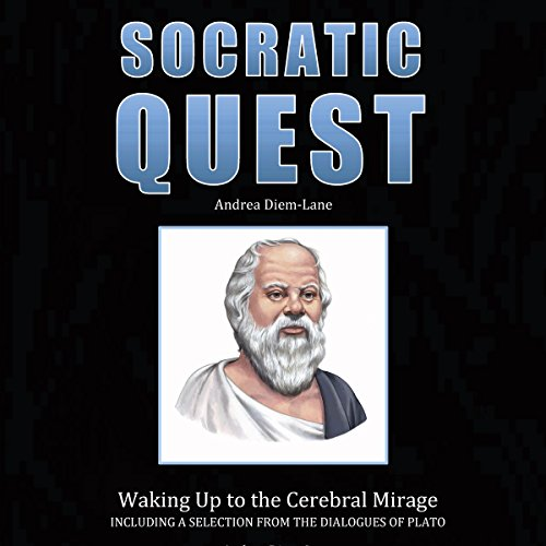 The Socratic Quest audiobook cover art
