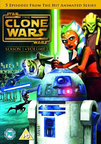 Star Wars - The Clone Wars - Series 1, Vol. 2