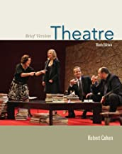 Best theatre brief version by robert cohen Reviews