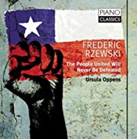 Rzewski: People United Will Never Be Defeated by Ursula Oppens (2011-12-13)