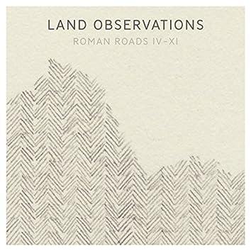 Roman Roads IV: XI