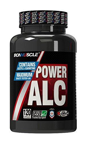 Iron Muscle Integratore Alimentare Power Alc - 0.30 kilograms