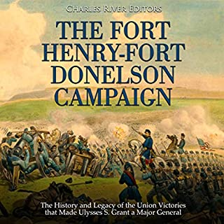The Fort Henry-Fort Donelson Campaign audiobook cover art