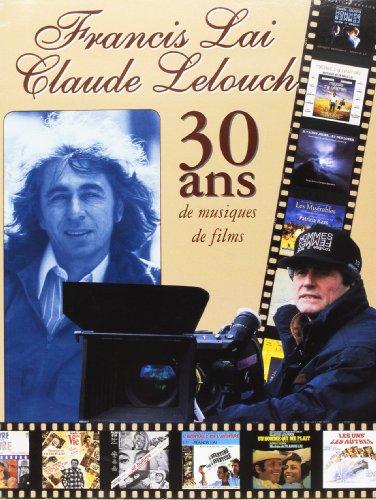Lai et Lelouch 30 ans de Musique de Films pvg
