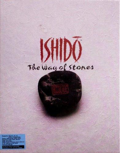 "ISHIDO - The Way of Stones RETAL BOX IBM PC, XT, AT - 5 1/4"" / 3 1/2"" Disc"