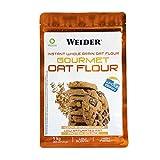 Weider Oat Gourmet. Harina de Avena Integral. Fuente de proteína con bajo contenido en azúcares. Sabor Cookie (1 kg)