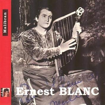 Ernest Blanc : Récital 1923-2010