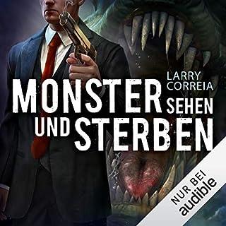 Monster sehen und sterben Titelbild