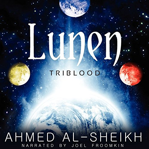 Lunen: Triblood cover art