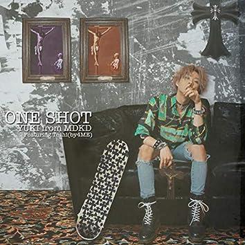 ONE SHOT (feat. TESHI)