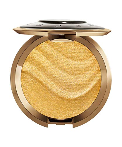 Becca Shimmering Skin Perfector iluminador prensado, color dorado lava
