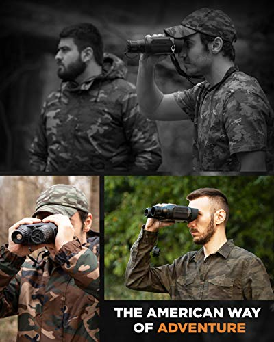 Clear sight with these awesome Night Vision Binoculars 6