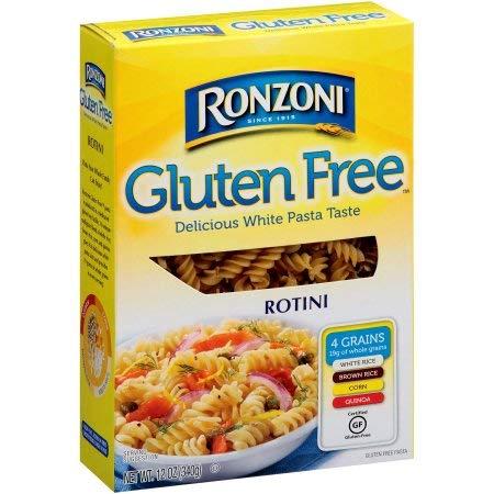 Gluten Free Rotini Pasta (Pack of 2)