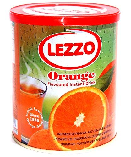 Lezzo Orange - Instantgetränk mit Orangenaroma (700g)