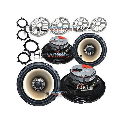 "Polk Audio DB651 6.5"" Car/Marine/Boat 360 Watts Coaxial Speaker (2 pairs)"