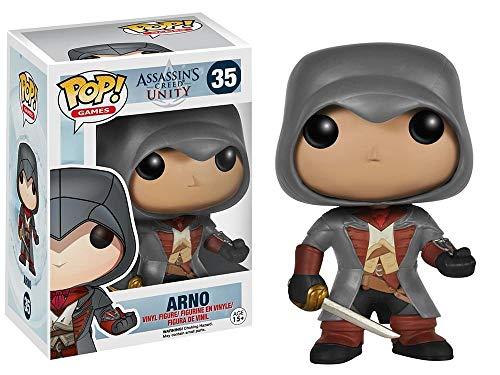 Assassins Creed Funko Pop!- Arno 35 Figura de coleccion Standard
