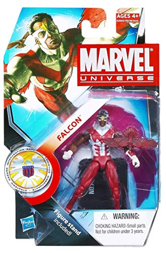 Marvel Universe 3 - Falcon 3.75-Inch Figure #013 - Hasbro