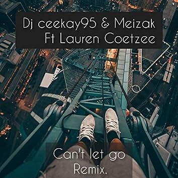 Can't Let Go (feat. Lauren Coetzee) [Remix]