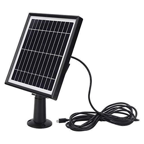 AYNEFY Cámara solar de doble luz 1080P 4G, resistente cámara IR impermeable para la visión nocturna, visión clara de la cámara de energía solar IP65 (panel solar incluido)