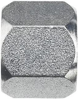Plug /& Nut NPTF Pack of 15 14 Thread 1//2 in JIC 37/° Flare, Brennan 0404-08-08 1//2