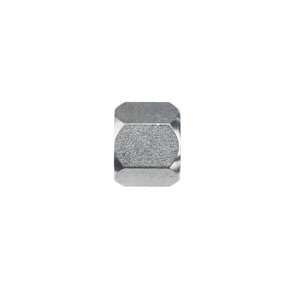 Brennan 0304-C-24 Steel JIC Flared Tube Cheap mail order sales Cap 1-1 Nut Fitting Bargain 2