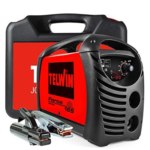 TELWIN 815857 Soldadura, 4200 W, 220 V, 150A + MALETA