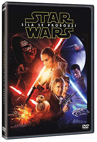 Star Wars: Sila se probouzi DVD - Edice Star Wars / Star Wars: Force Awakens (czech version)
