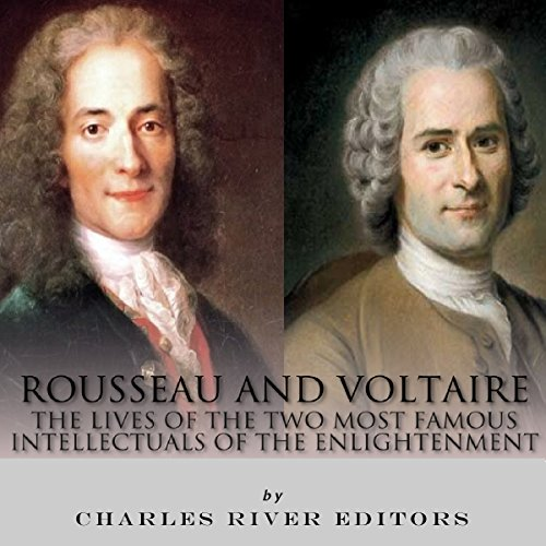 Rousseau and Voltaire cover art
