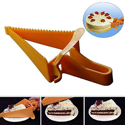 LALANG 1 pcs Trancheuse de Gâteau Mousse Coupe-gâteau
