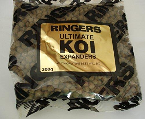 Ringers Ultimate 6mm KOI Expander Pellets - 300g
