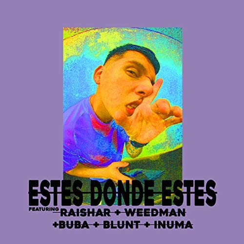 SOUNDIEGOFAMILY & Blasser feat. Raishar, Weedman, Blunt, INUMA & Buba
