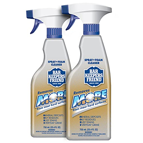 Bar Keepers Friend MORE Spray and Foam Cleaner - 25.4oz