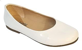Skippy Round Toe Flat Ballerina for Girls