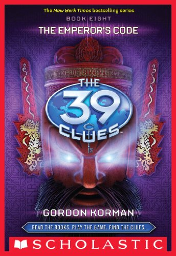 The 39 Clues #8: The Emperor's Code (English Edition)