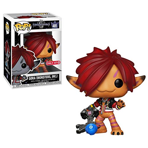 Funko POP! Disney: Disney Kingdom Hearts: Sora Exclusivo