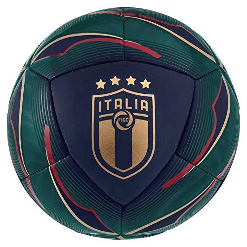 PUMA Pallone Mini FIGC ICON Verde 20/22 Italia MINI Verde