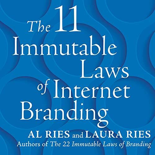 The 11 Immutable Laws of Internet Branding Titelbild